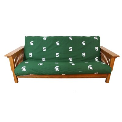 NCAA Futon Slipcover NCAA Team: Michigan State