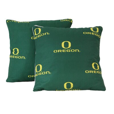 NCAA Throw Pillow NCAA Team: Oregon