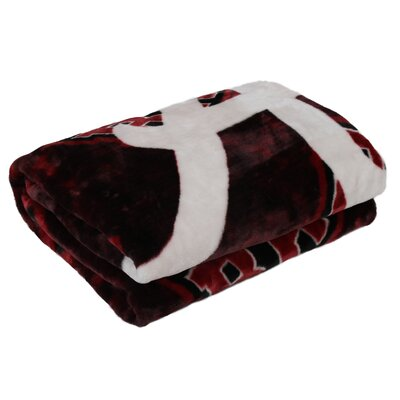 NCAA Alabama Throw Blanket
