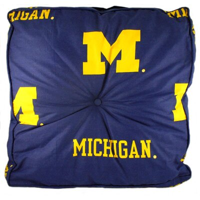NCAA Michigan Floor Pillow