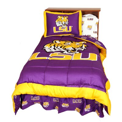 NCAA LSU Bedding Comforter Collection