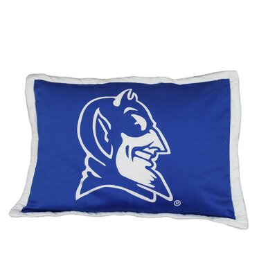 NCAA Duke Pillow Sham