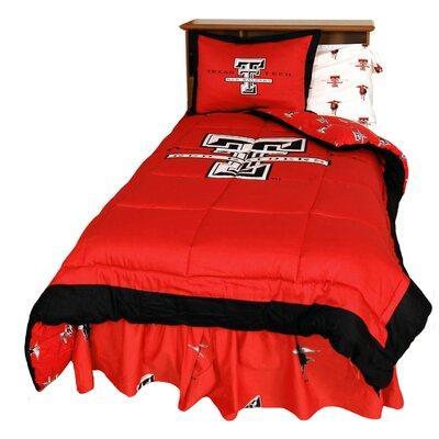 NCAA Texas Tech Bedding Comforter Collection
