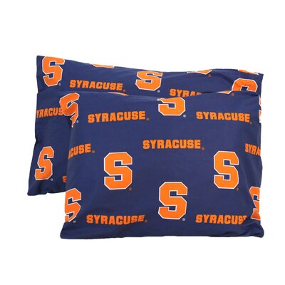 NCAA Syracuse Pillowcase