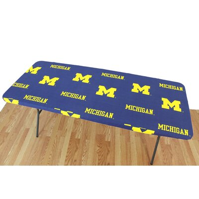"""College Covers Table Cover - Size: 72"""" W x 30"""" D, Michigan at Sears.com"""