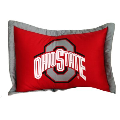 NCAA Ohio State Pillow Sham