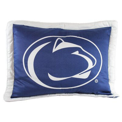 NCAA Penn State Pillow Sham