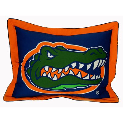 NCAA Florida Gators Pillow Sham
