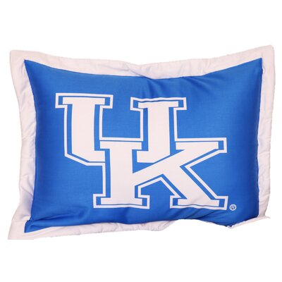 NCAA Kentucky Pillow Sham