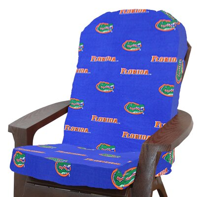 NCAA Florida Gators Outdoor Adirondack Chair Cushion