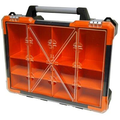 12 Bin Portable Plastic Organizer HA01112019