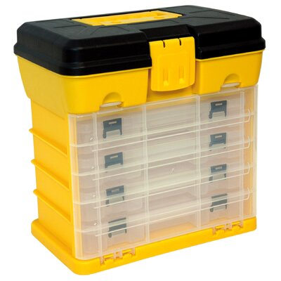 Small Portable Plastic Parts Organizer HA01040121