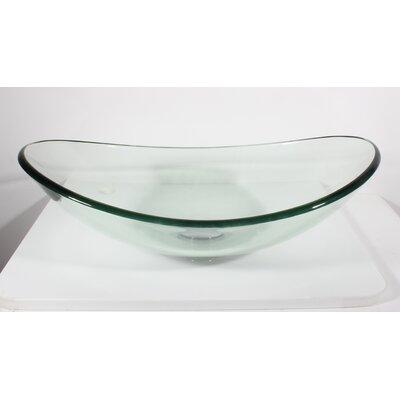 Oval Vessel Bathroom Sink