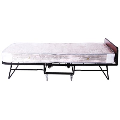 Rollaway Folding Bed with Mattress