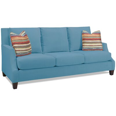 Estey Sofa Body Fabric: Regatta