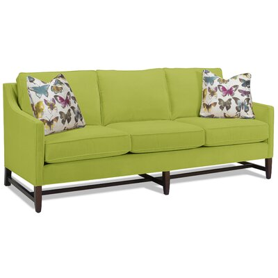 Maddux Sofa Body Fabric: Apple