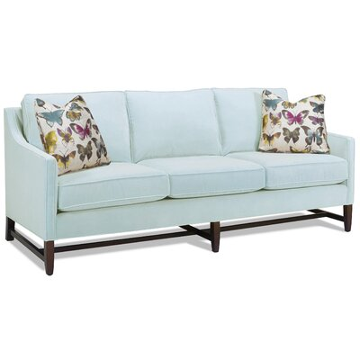 Maddux Sofa Body Fabric: Aqua