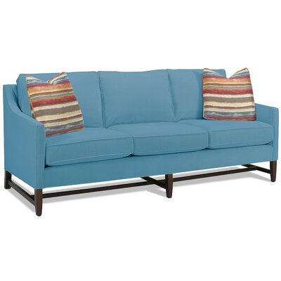Maddux Sofa Body Fabric: Regatta
