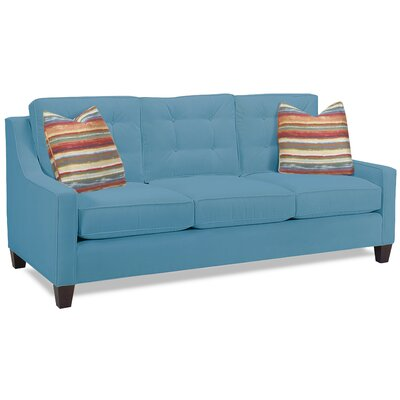 Ethan Sofa Upholstery Color: Regatta
