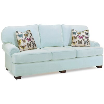 Estevez Sofa Body Fabric: Aqua