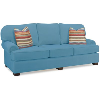 Estevez Sofa Body Fabric: Regatta