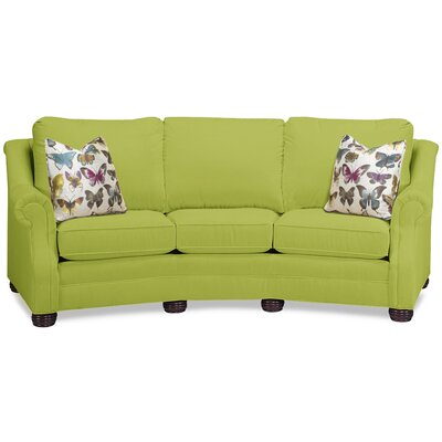 Etchison Sofa Body Fabric: Apple