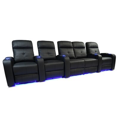 LED Manual Home Theatre Row Seating (Row of 5) OREL3722 40157211