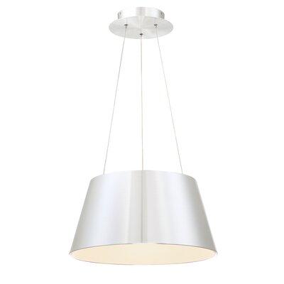 Vida 1-Light LED Drum Pendant