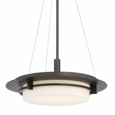 Lippert 1-Light Drum Pendant Finish: Bronze