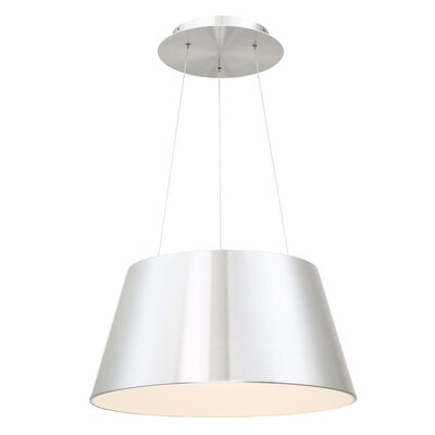 Vida 1-Light LED Inverted Pendant