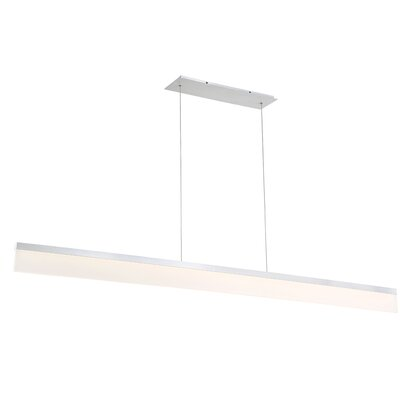 Level 1-Light Kitchen Island Pendant