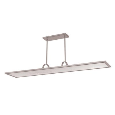 Saldivar 1-Light Kitchen Island Pendant Color Temperature: 2700K