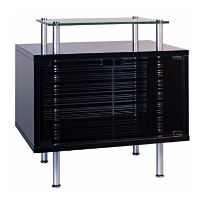 Cabinet Aquarium Stand Color: Black