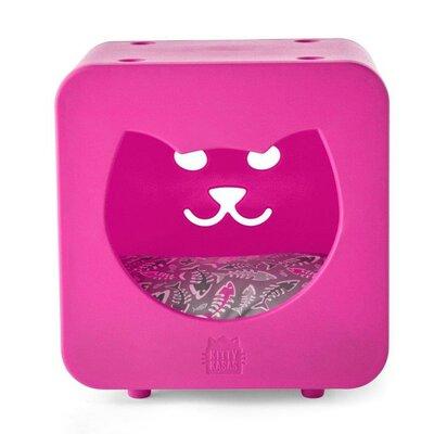 Nicki Bedroom Cube Color: Pink