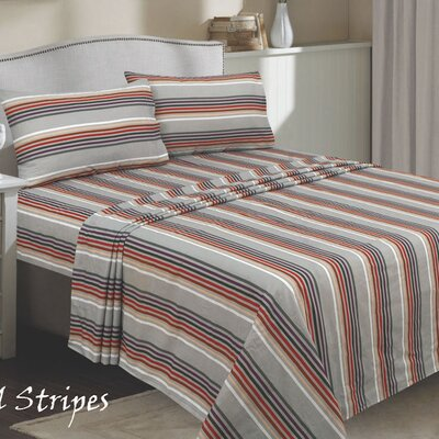 Callingwood 300 Thread Count 100% Cotton Sheet Set