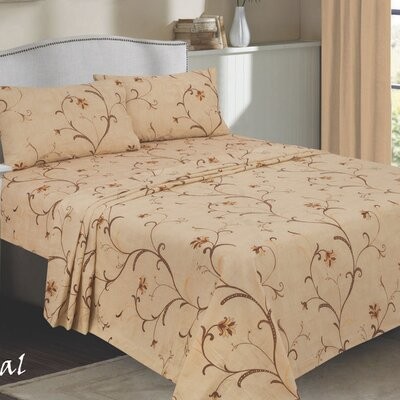Arbor Lake 300 Thread Count 100% Cotton Sheet Set