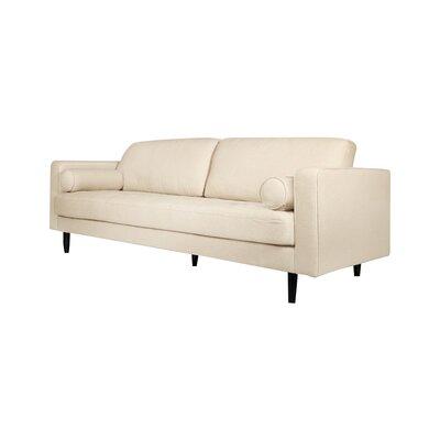 Freeman Sofa Upholstery: Oatmeal Linen