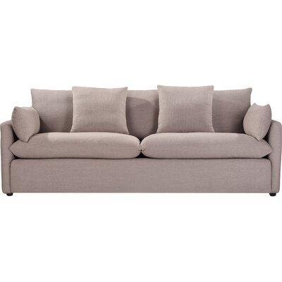 Cameron Sofa Upholstery: Sand Linen