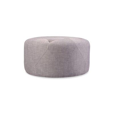 Freeman Medium Ottoman Upholstery: Light Gray