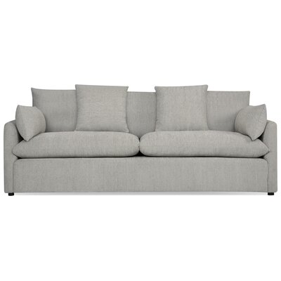 Cameron Sofa Upholstery: Light gray