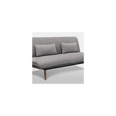 Abbey Sleeper Sofa Upholstery: Gray Tweed