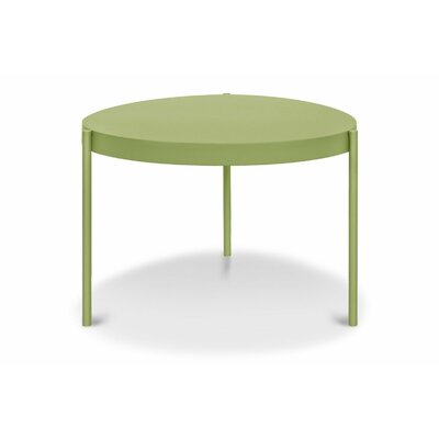Mid Century Coffee Table Color: Pale Green