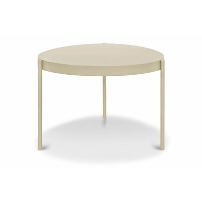 Mid Century Coffee Table Color: Taupe