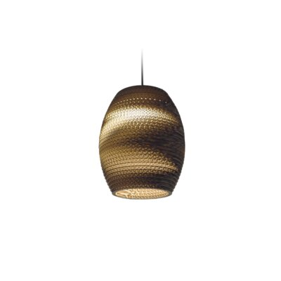 Scraplight Oliv 1-Light Mini Pendant Pendant