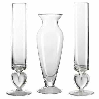 Unity 3 Piece Table Vase Set US101