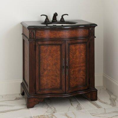 Pierce 33 Single Bathroom Vanity Set