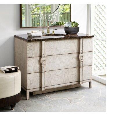 Trendy 48 Single Bathroom Vanity Set