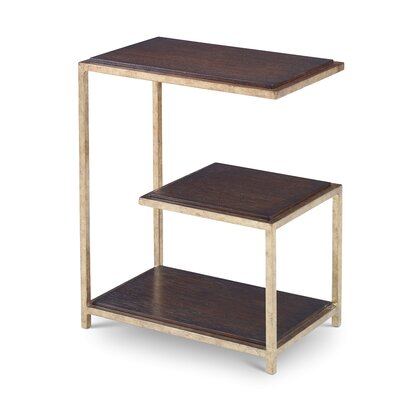 Cantilevered End Table