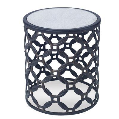 Celtic Knot End Table