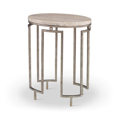 Keystone End Table